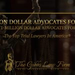 Attorney Christopher F. Gibbs is now a member of the Multi-Million Dollar Advocates Forum