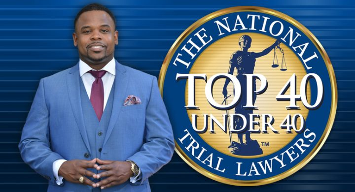 "Attorney Christopher Gibbs chosen as The National Trial Lawyers ""Top 40 Under 40"" in 2021"