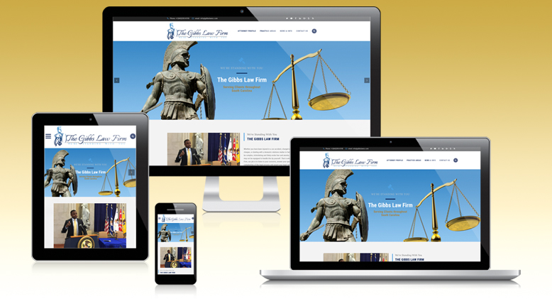 Welcome To The New Website for The Gibbs Law Firm